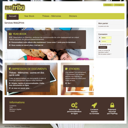 matribu webdesign