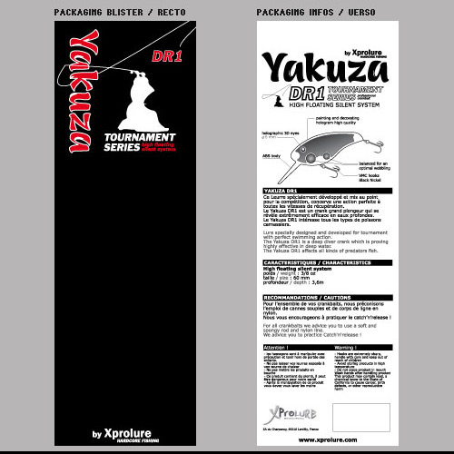 Packaging Yakuza